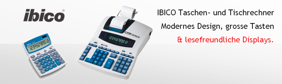 Ibico Rechner